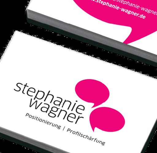 Corporate Design für Stephanie Wagner