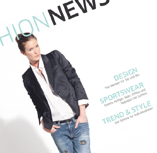 Modemagazin für Leffers